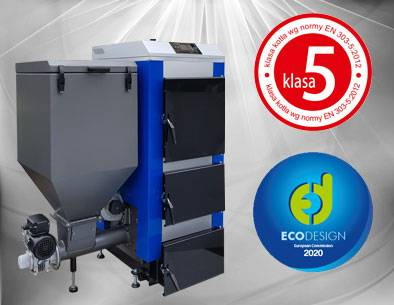 Klaster - 5 - 14 kW 5 klasa i ecodesign